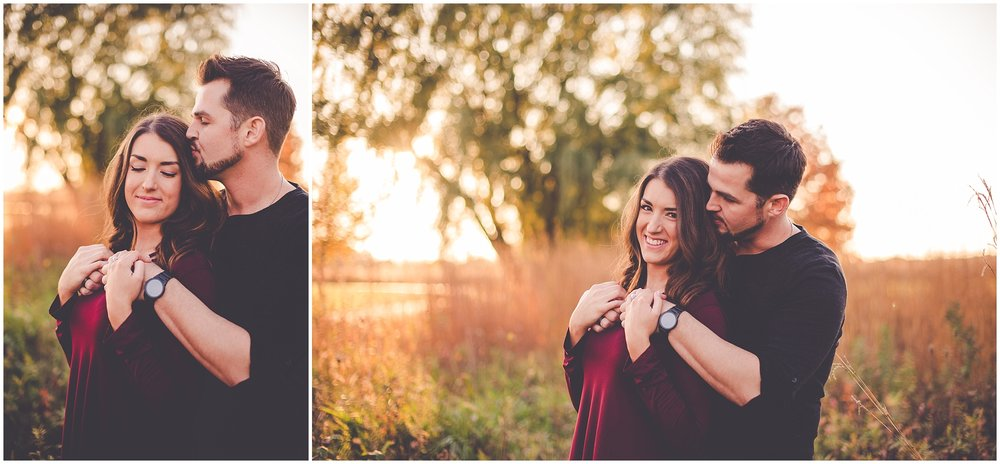 By Kara - Kara Evans - Bourbonnais, Illinois Photographer - Bradley Bourbonnais Wedding Photographer - Perry Farm Engagement Session - Kankakee Wedding Photographer