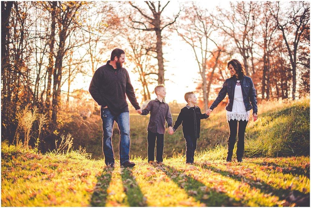 By Kara - Kara Evans - Central Illinois Family Photographer - Fall Family Session - Watseka Family Photographer - Watseka Illinois Photographer