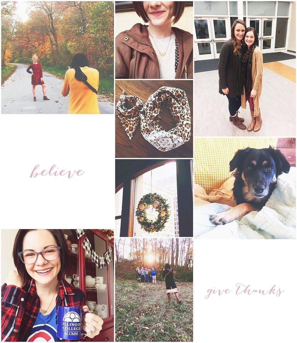 By Kara - Kara Evans - Instagram Blogger - My Life Mondays - Monthly Instagram Recap - November 2016 Recap