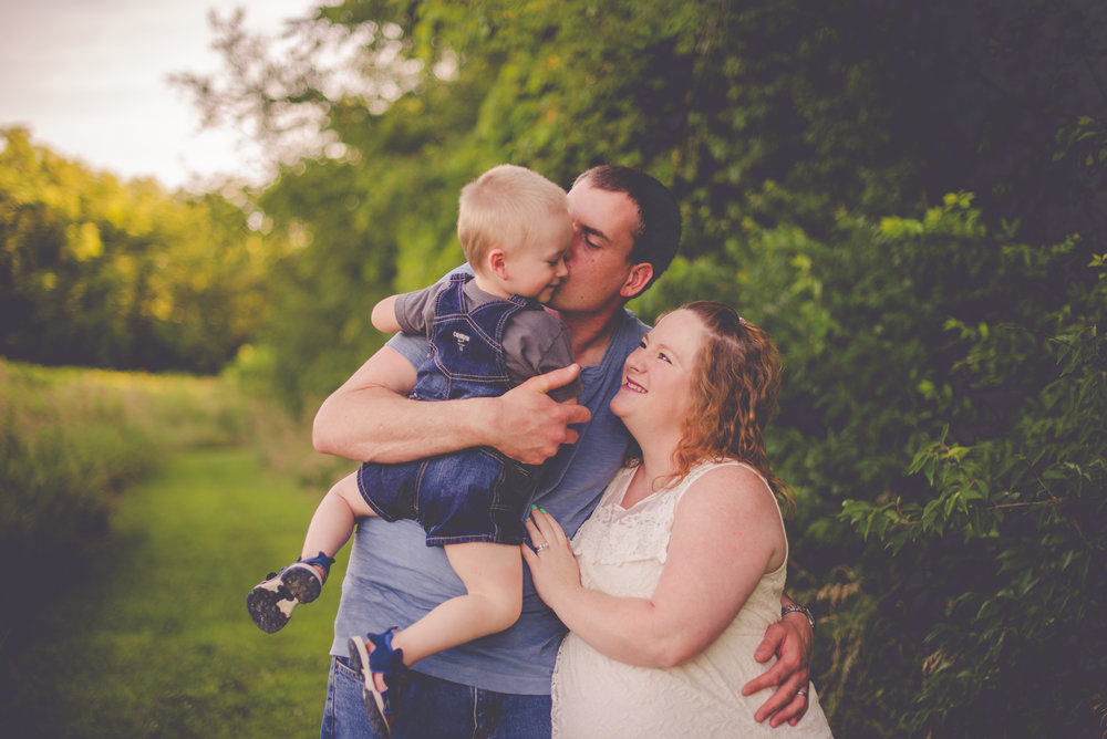 Kara Evans Photographer | Family Photographer | Central Illinois Family Photographer