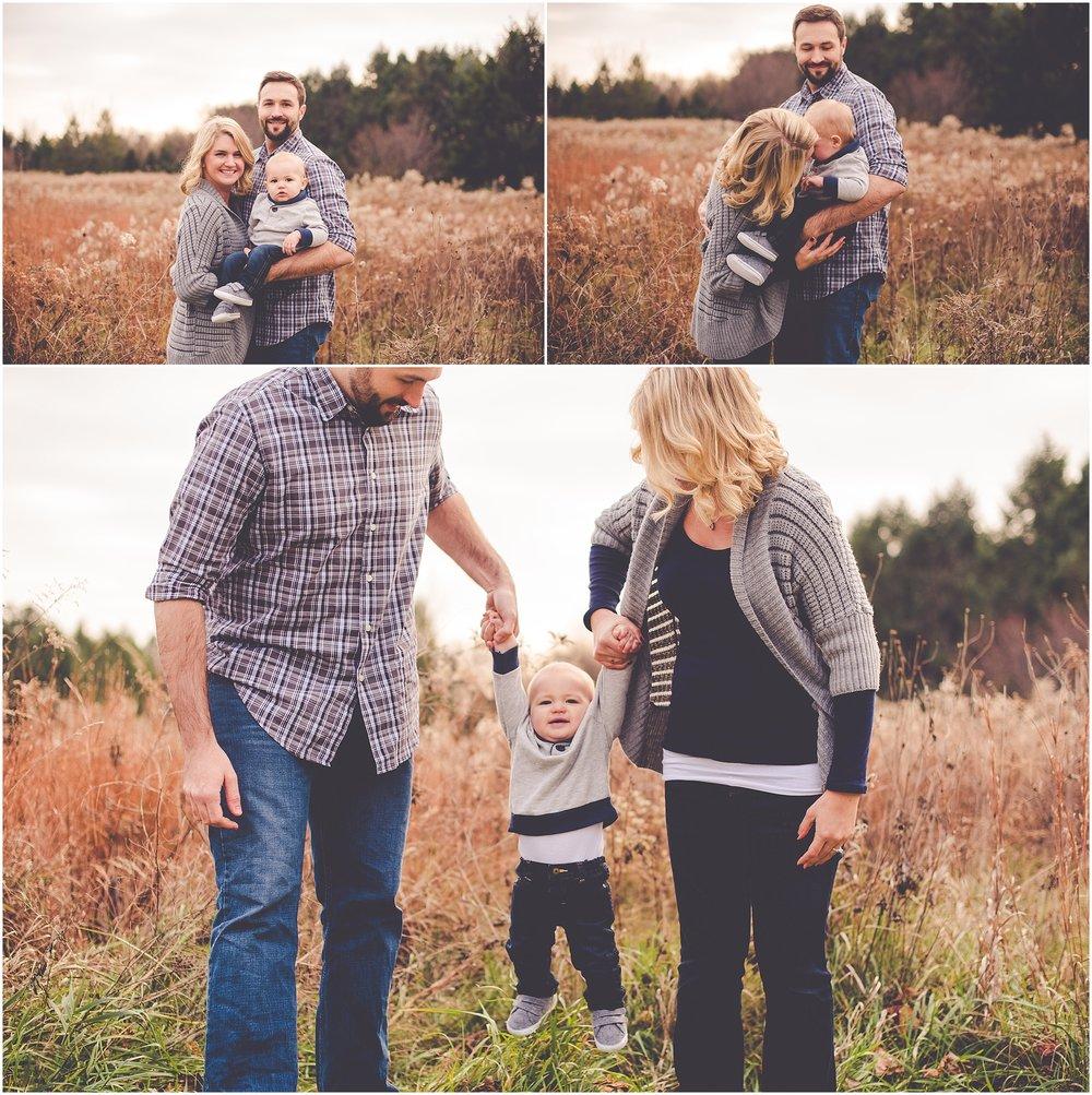 Kara Evans Photographer - Kara Evans - Central Illinois Family Photographer - Normal, IL Family Session - Fransen Nature Area Family Session