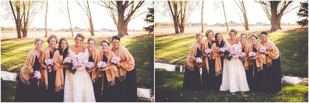 Kara Evans Photographer - Kara Evans - Central Illinois Wedding Photographer - Pear Tree Estate Wedding - Champaign IL Wedding - Winter Pear Tree Estate Wedding