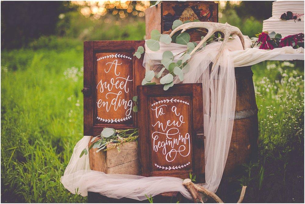 Kara Evans Photographer - Central Illinois Wedding Photographer - Laura Hines Designs - Bourbonnais, IL | Vendor Spotlight