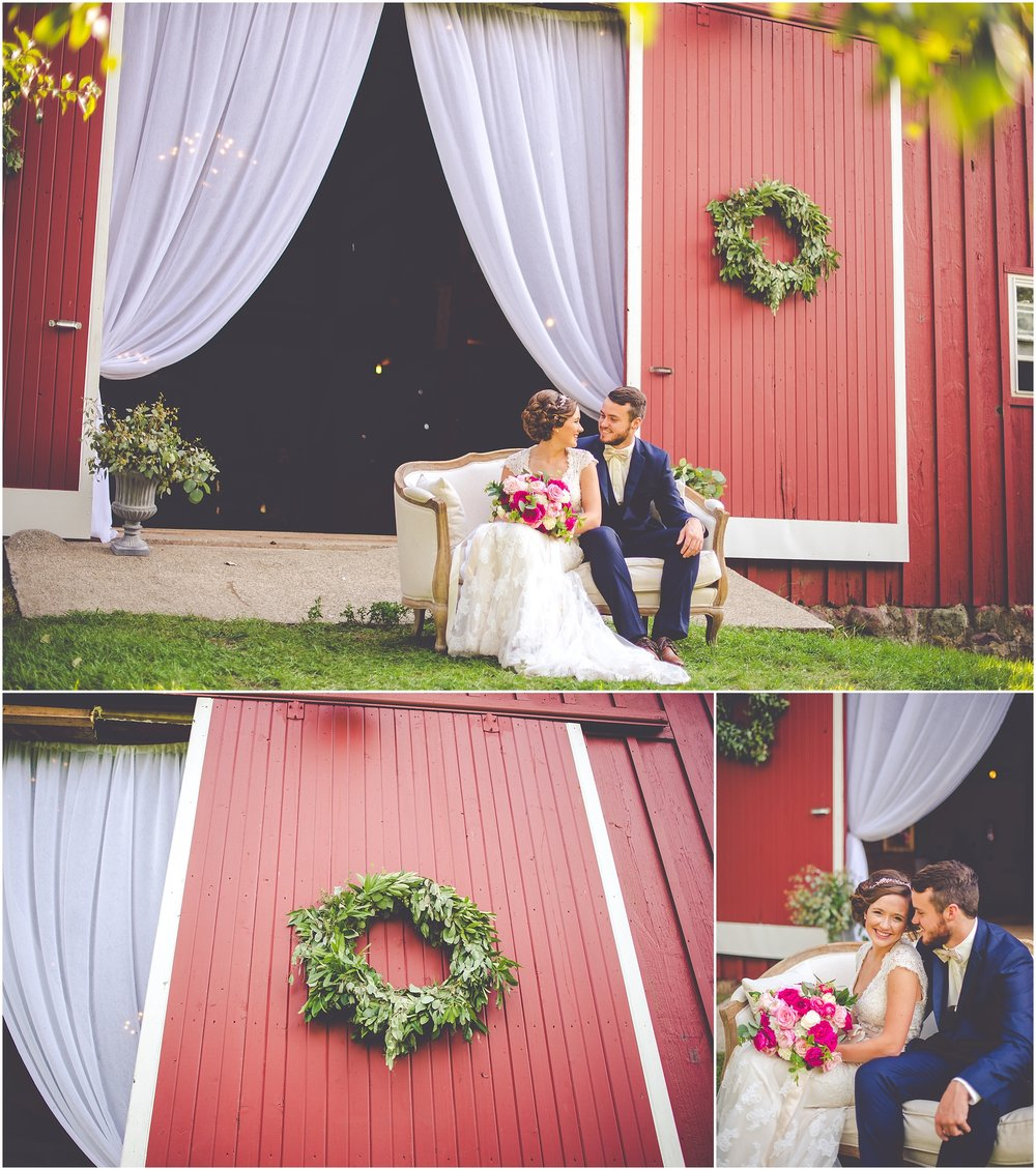 Kara Evans Photographer - Central Illinois Wedding Photographer - Vintage Oaks Banquet Barn - Delphi, IN | Vendor Spotlight