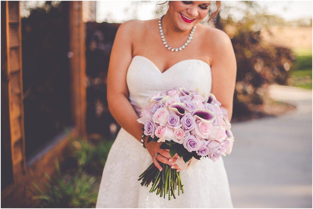 Kara Evans Photographer - Central Illinois Wedding Photographer - November Pear Tree Estate Wedding | Blushing Bridals