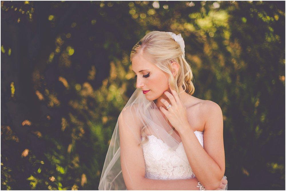 Kara Evans Photographer - Central Illinois Wedding Photographer - Summer Pastel Wedding | Blushing Bridals