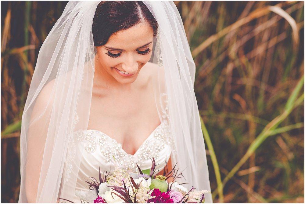 Kara Evans Photographer - Central Illinois Wedding Photographer - October Earth Tone Wedding   Blushing Bridals
