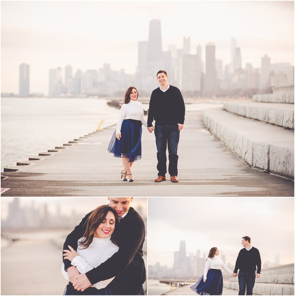 Kara Evans Photographer - Central Illinois Wedding Photographer - Four Tips for Your Engagement Session Outfits | Wedding Wednesday