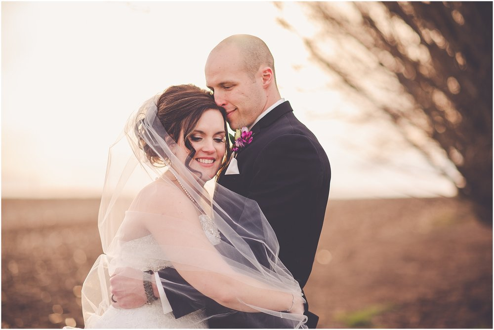Kara Evans Photographer - Central Illinois Wedding Photographer - March Wedding Day - Pear Tree Estate Wedding Day - Winter Pear Tree Estate Wedding - Champaign Wedding Photog