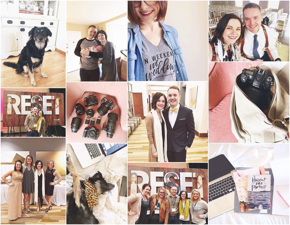 Kara Evans Photographer - Central Illinois Wedding Photographer - My Life Mondays Blog - March 2017 Recap - Instagram Blogger
