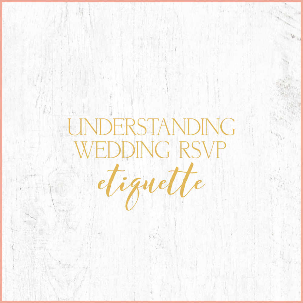Kara Evans Photographer - Central Illinois Wedding Photographer - Understanding Wedding RSVP Etiquette | Wedding Wednesday