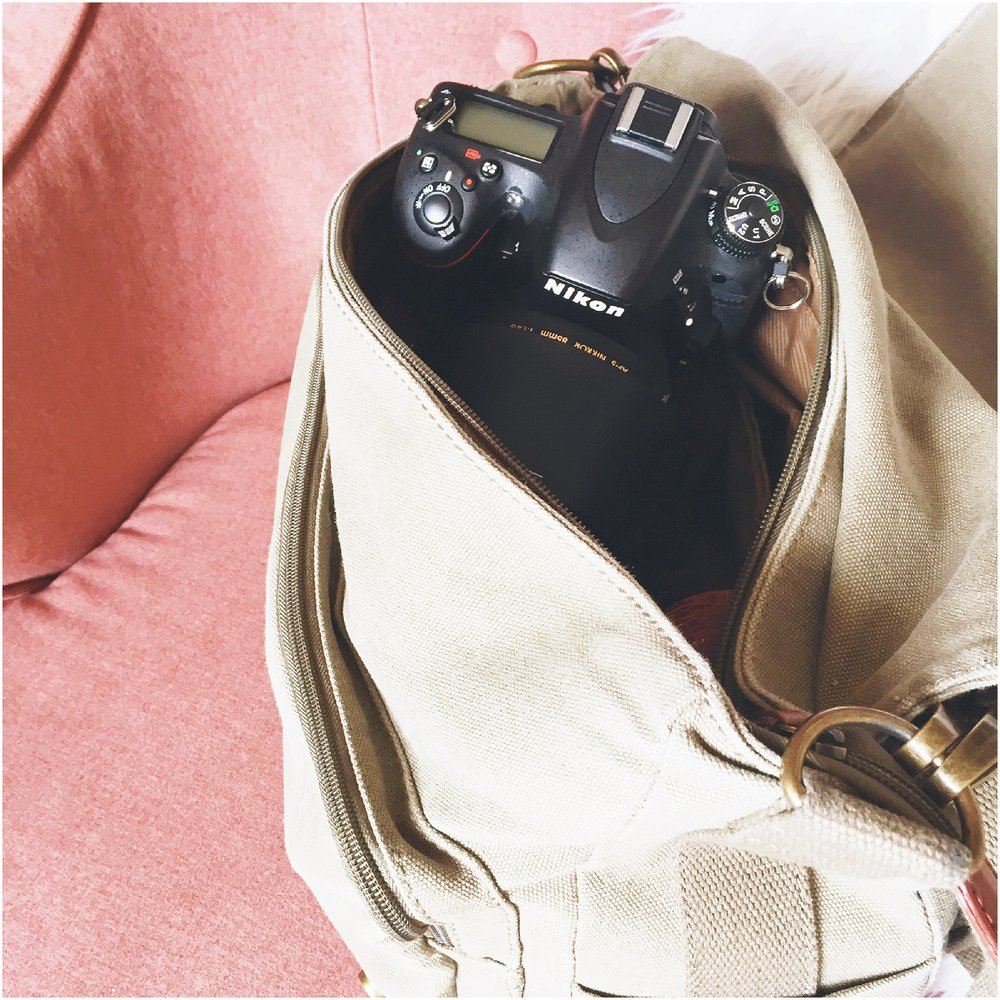 Kara Evans Photographer - Ask Kara - What's in my camera bag? - Photographer Behind the Scenes Blog