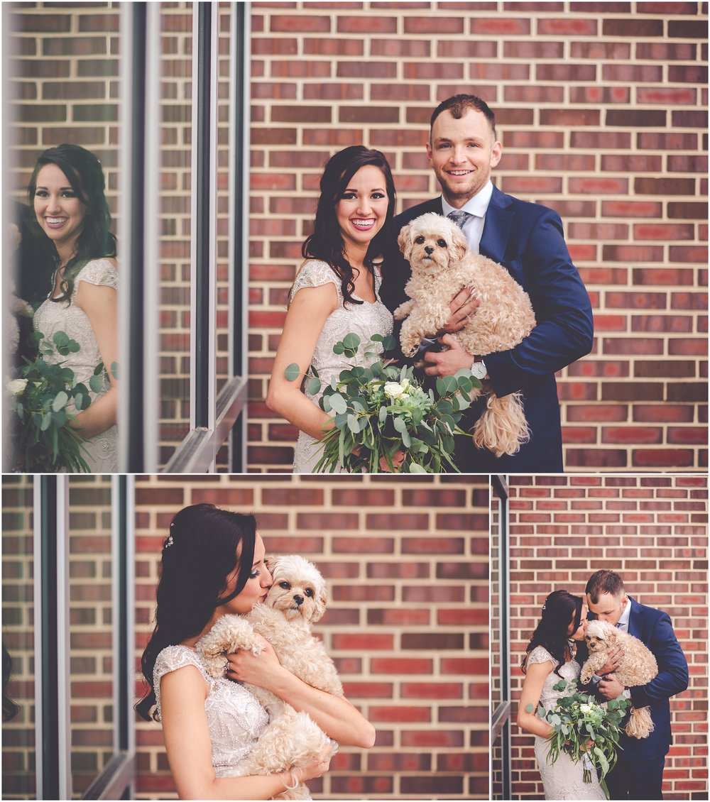 Kara Evans Photographer - Central Illinois Wedding Photographer - iHotel Wedding - Rainy Champaign Illinois Wedding Day