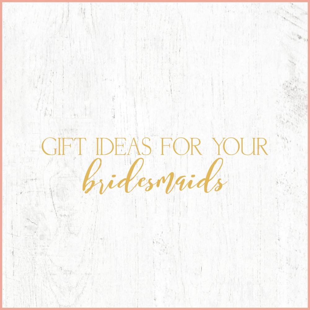 Kara Evans Photographer - Central Illinois Wedding Photographer - Gift Ideas for Your Bridesmaids - Bridesmaid Gift Ideas - Bridesmaid Gift - Wedding Gift Ideas - Wedding Wednesday
