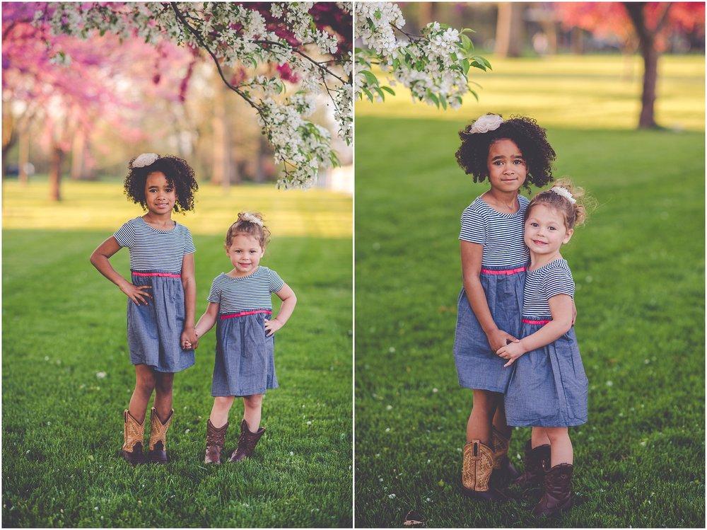 Kara Evans Photographer - Central Illinois Family Photographer - Perry Farm Bourbonnais Illinois - Bourbonnais Family Photographer - Spring Family Session