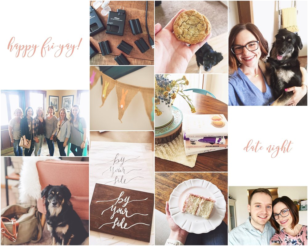 Kara Evans Photographer - Central Illinois Wedding Photographer - My Life Mondays - My Life Mondays Recap - April 2017 Recap - Instagram Blogger