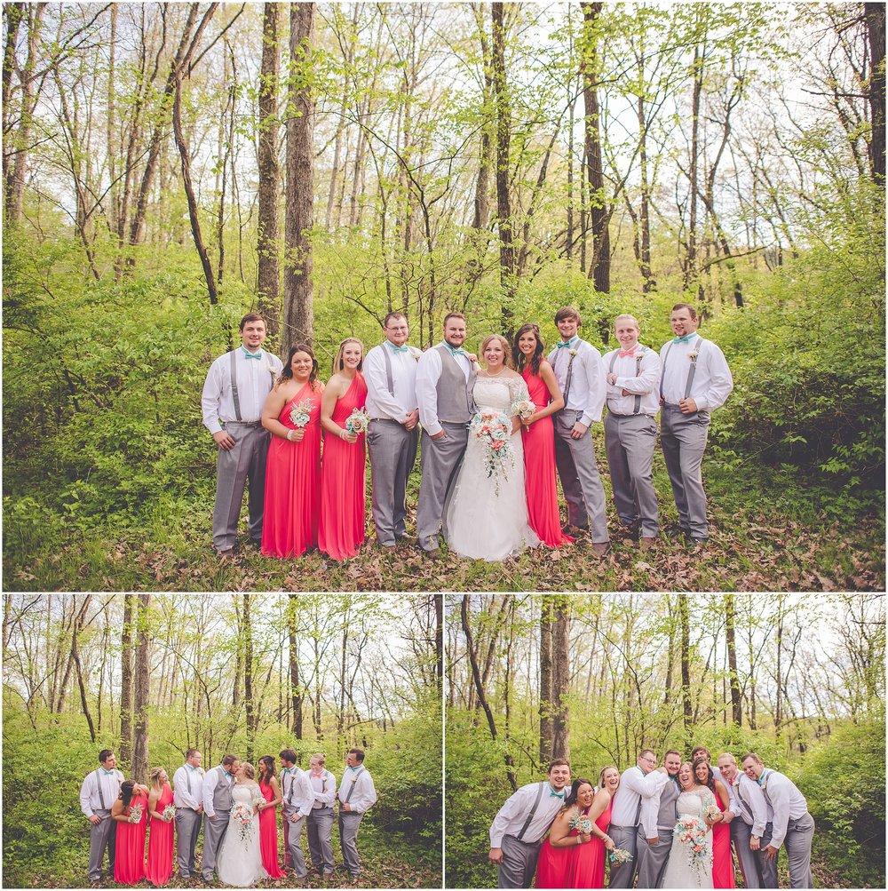 Kara Evans Photographer - Central Illinois Wedding Photographer - Jacksonville Wedding Photographer - Western Illinois Youth Camp Wedding