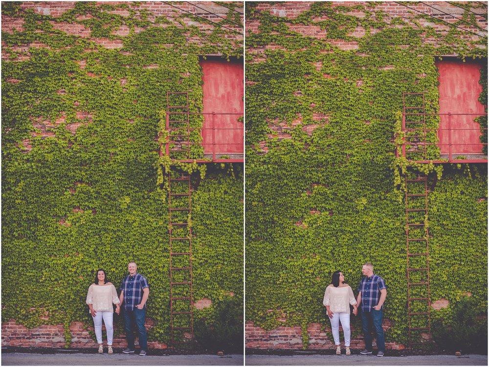 Kara Evans Photographer - Central Illinois Wedding Photographer - Kankakee Wedding Photographer - Urban Engagement Session - Kankakee County Wedding Photographer