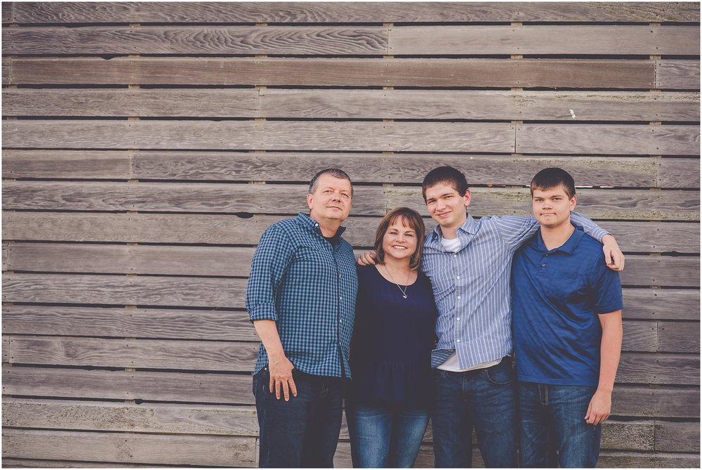 Kara Evans Photographer - Central Illinois Family Photographer - Iroquois County Family Photographer - Spring Rustic Family Photos
