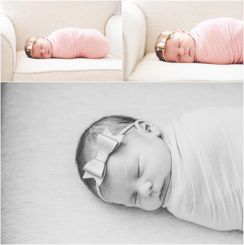 Kara Evans Photographer - Central Illinois Family Photographer - Downtown Chicago Lifestyle Newborn - Natural Light In Home Newborn - Chicago Lifestyle Family Apartment