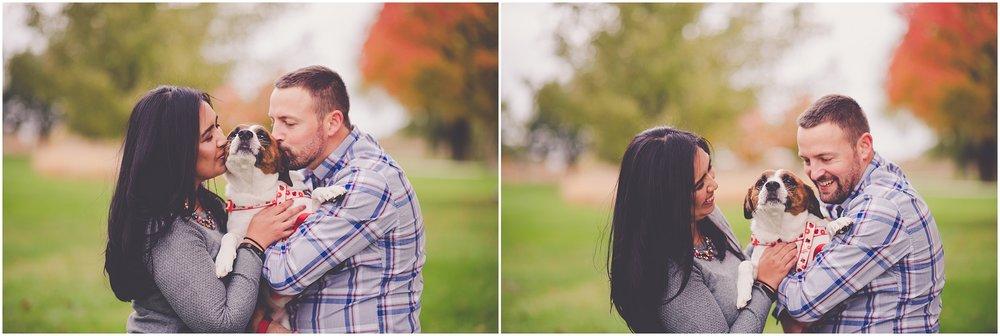 Kara Evans Photographer - Central Illinois Family Photographer - Bourbonnais Couples Photographer - Bourbonnais Illinois Couples Session - Perry Farm Photos - Fall Family Photos