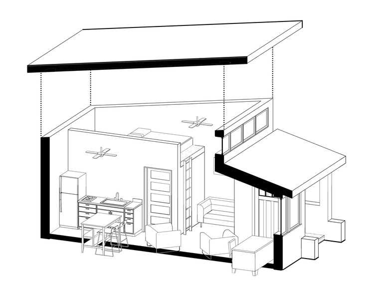 Design as Research: Tiny Homes Competition — Gina Manto