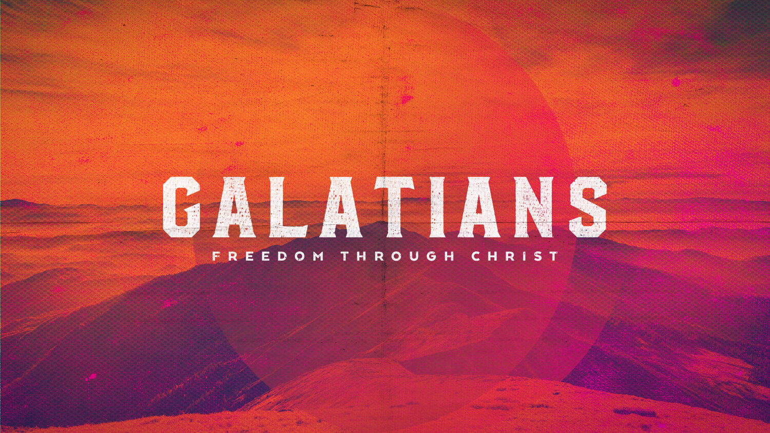 Knowing & Living the Will of God - Galatians 5:1-14