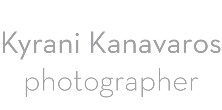 Kyrani Kanavaros Photographer. Portrait and Editorial Photography based in Vancouver BC