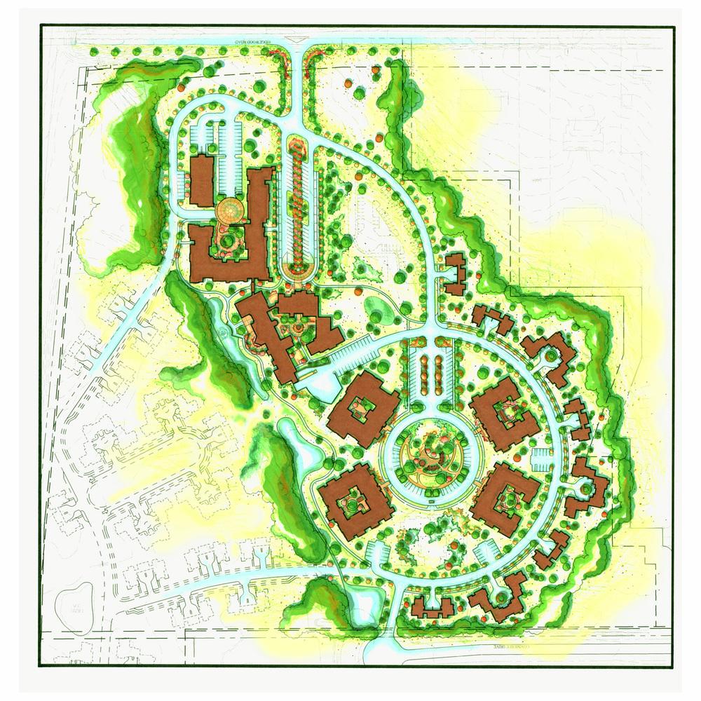 Community Landscape Master Plan