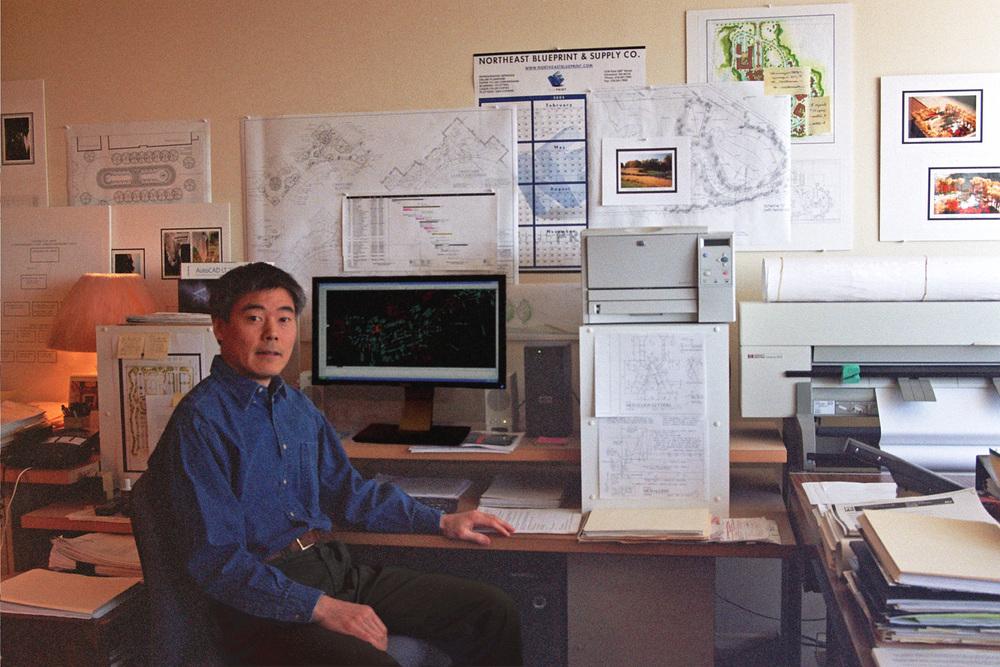 David Toguchi, Principal, ASLA