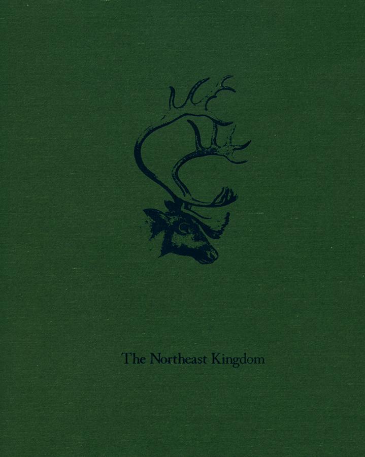 Northeast Kingdom Book