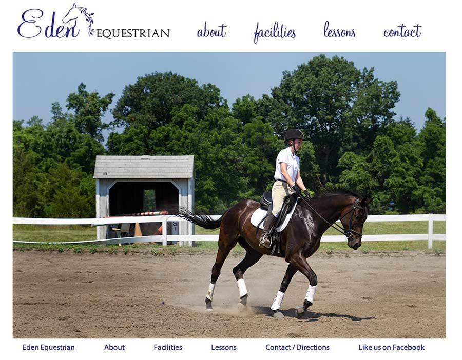 Eden Equestrian