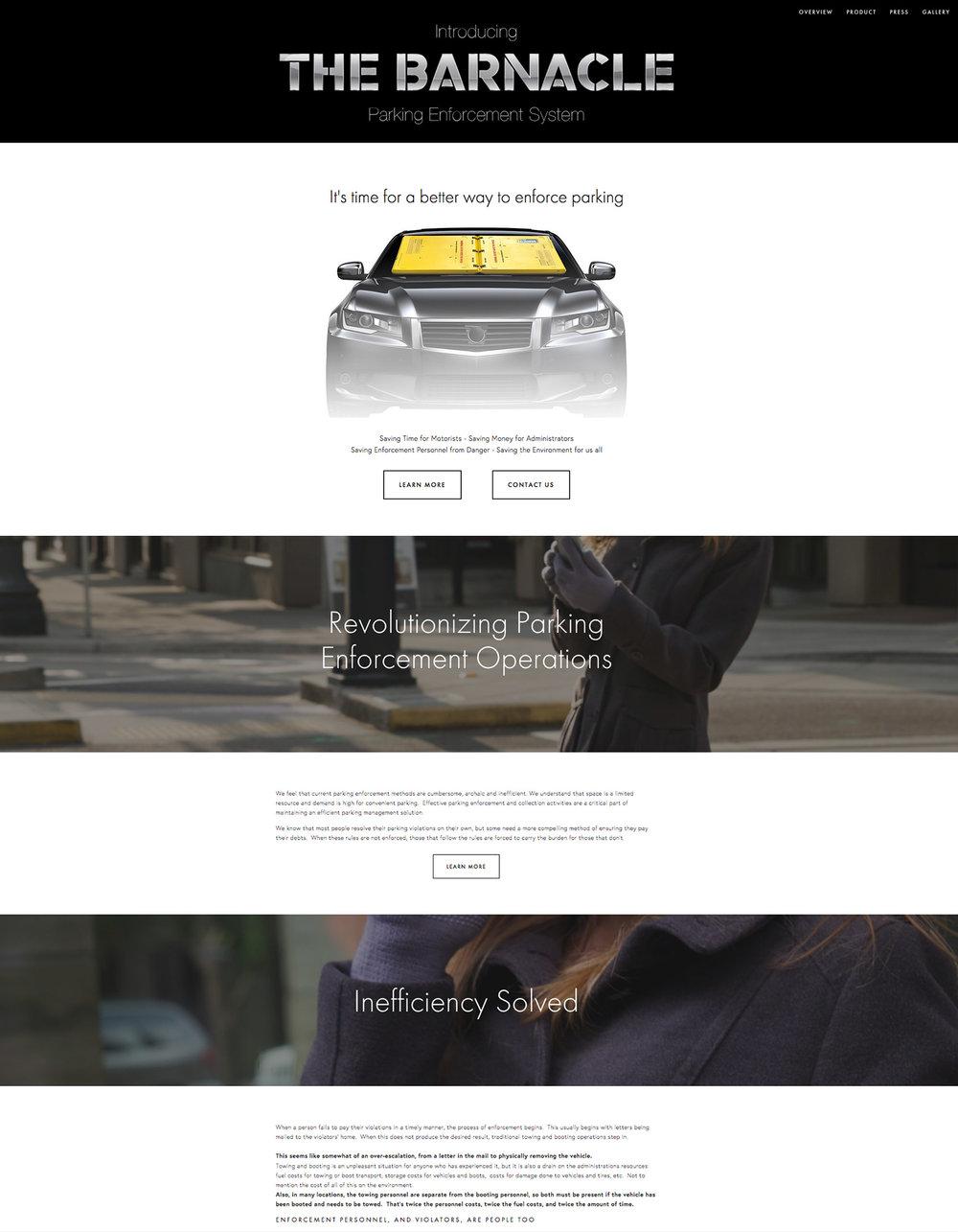 Barnacle Website
