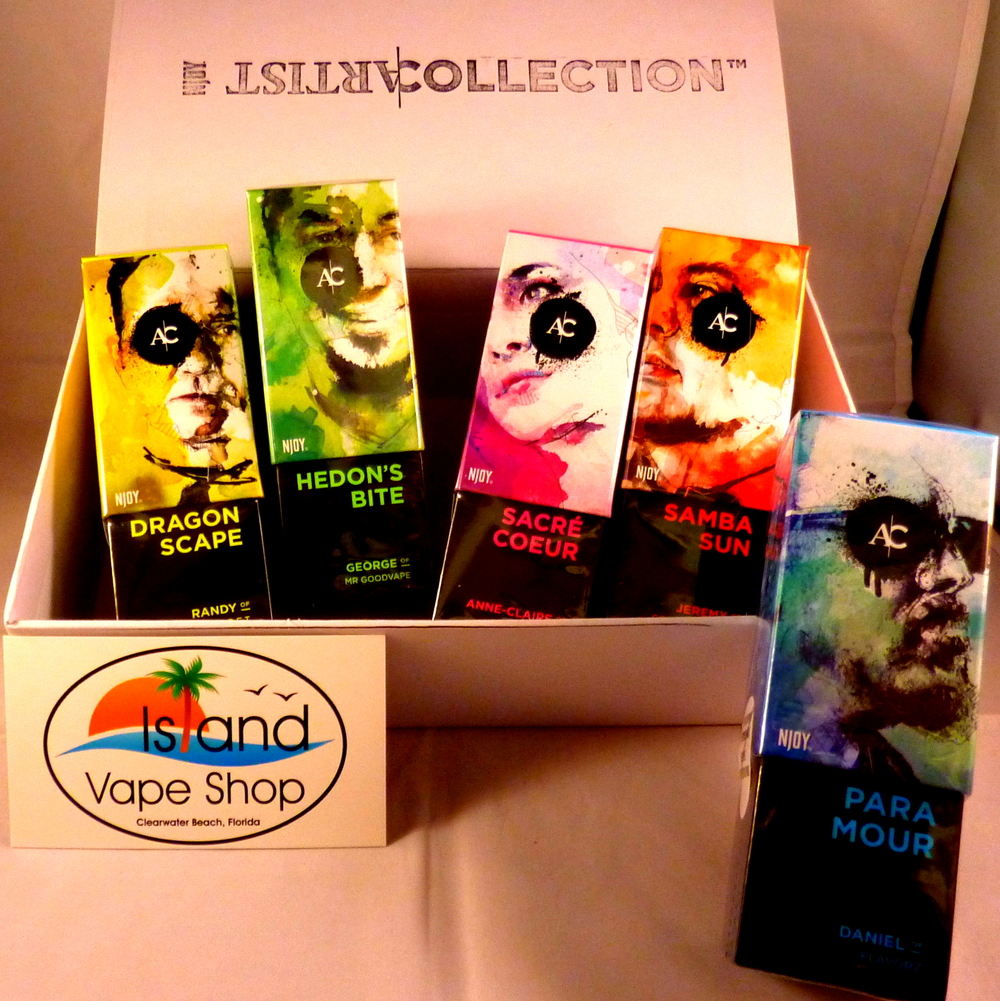 island_vape_shop_artist_collection_njoy_eliquid_clearwater_beach.jpg