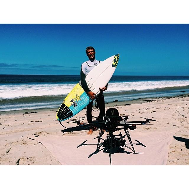 Surfer cant wait