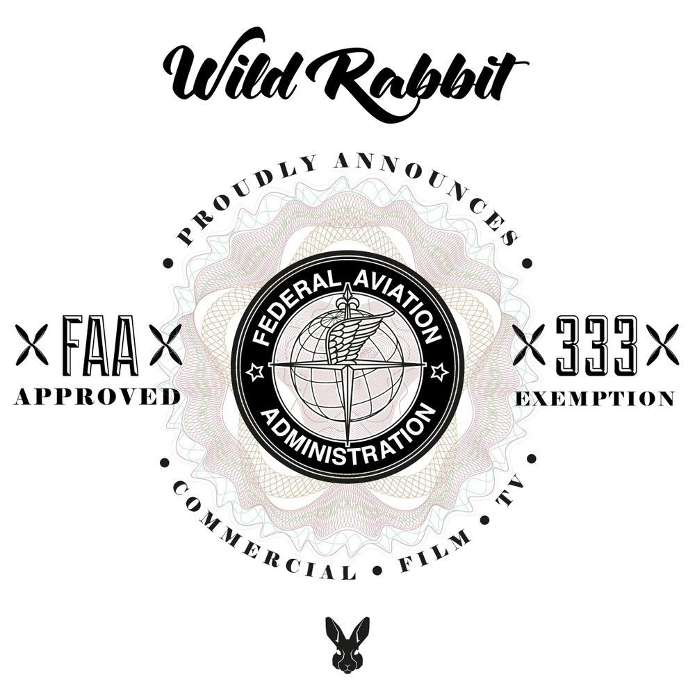 Wild_Rabbit_Aerial_Drone_LA_333_Exemption_FAA