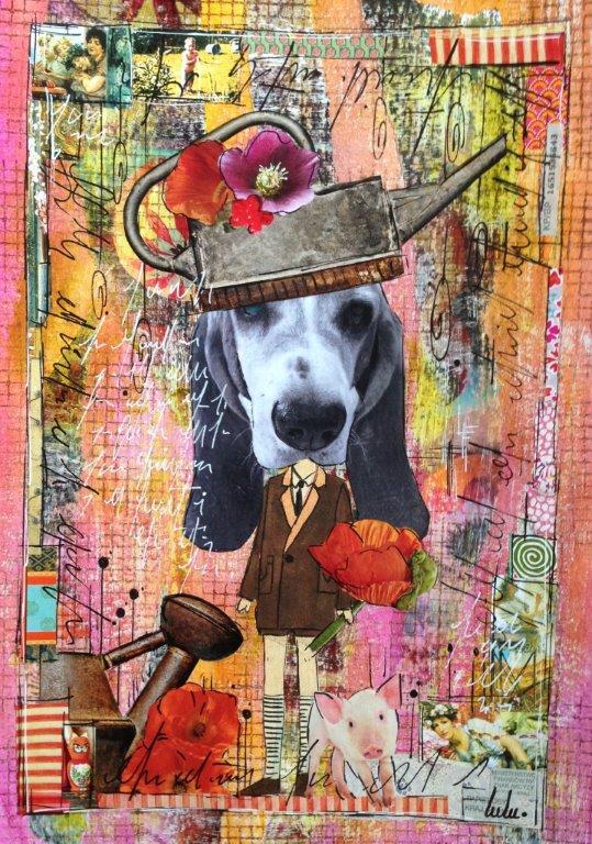 892 - Garden Party - My Dog.jpg