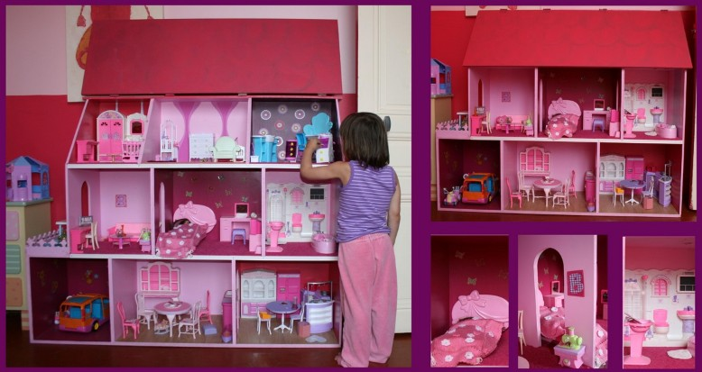 maison de poup e taille barbie tuto journaling essentials. Black Bedroom Furniture Sets. Home Design Ideas