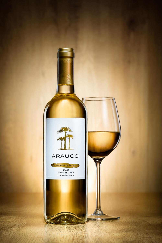 Arauco white wine