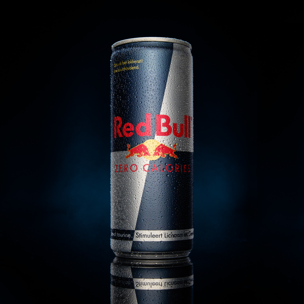 Red Bull Zero Calories can