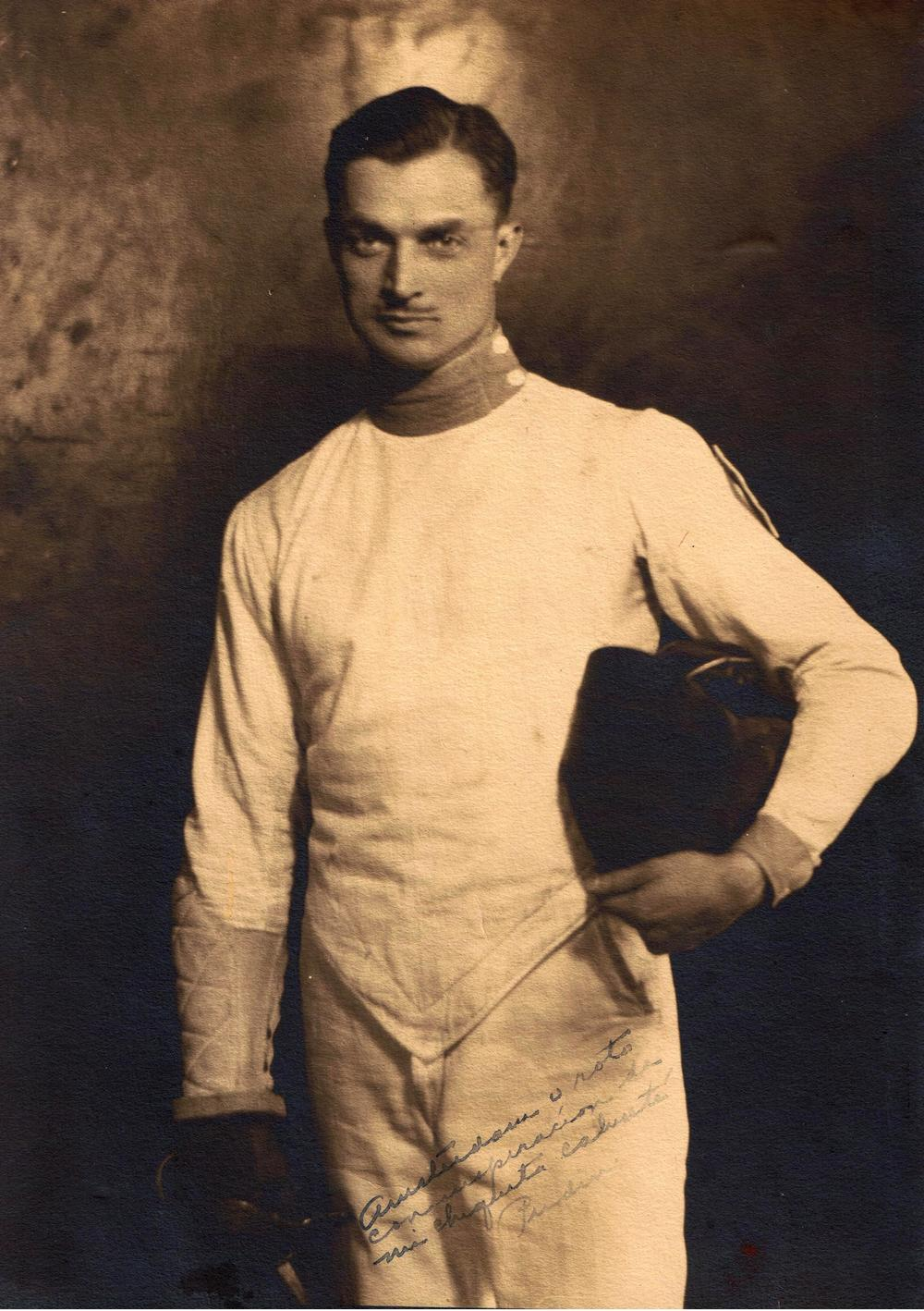 Ralph Faulkner in 1928