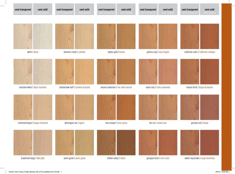Benjamin Moore Stain Products Days Paints Amp Design