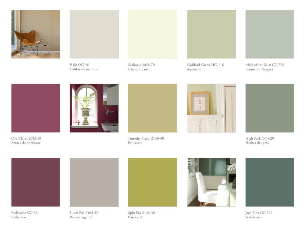 colour trends 2015 days paints design benjamin moore paint