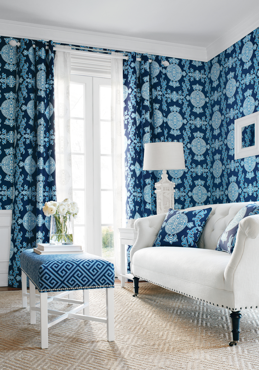 Fabric -Enchantment- Halie by Kravet