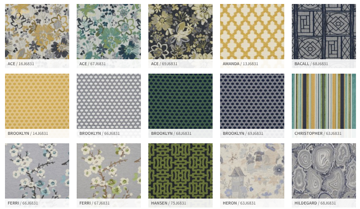 MEREDITH HERON COLOR CONCEPTS CRYPTON HOME INDIGO