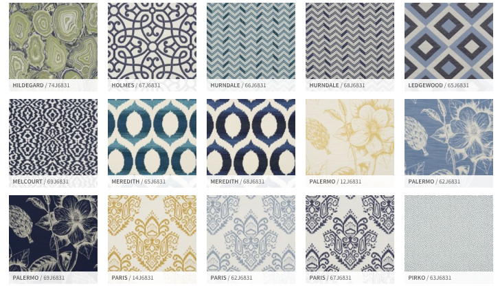 MEREDITH HERON COLOR CONCEPTS CRYPTON HOME INDIGO CON'T