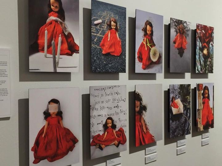 "GRIFFIN MUSEUM of Photography Atelier 20 Exhibit | 2014, ""Storyteller"""