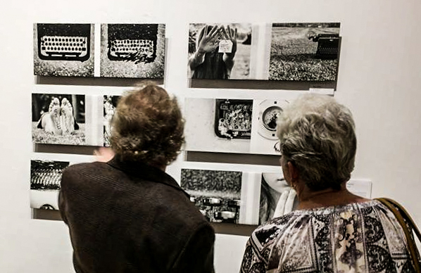 "GRIFFIN MUSEUM of Photography Atelier 26 Exhibit | 2017, ""The In-between"""