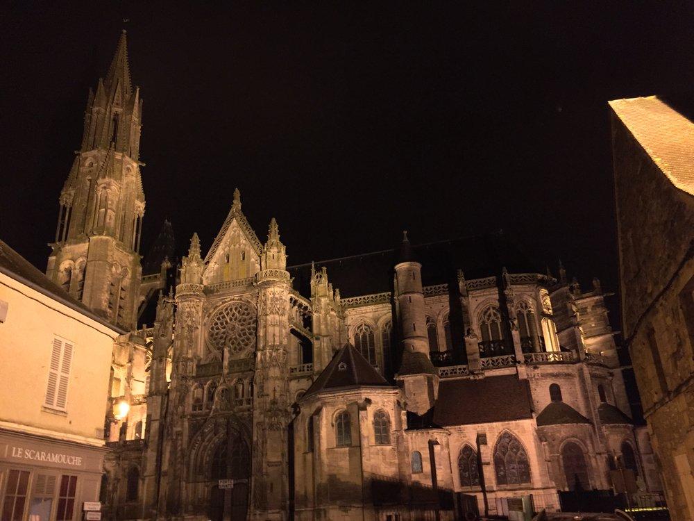 Cathedrale de Notre Dame Senlis