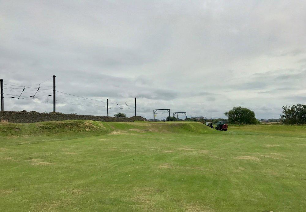 Irvine Hole 4 Approach